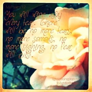 MyPsalm 12
