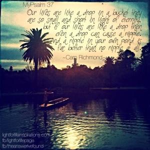 MyPsalm 37