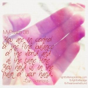MyPsalm 38