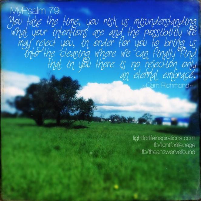 MyPsalm 79