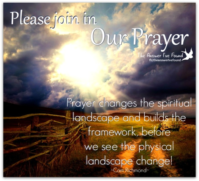 our prayer - TAIF