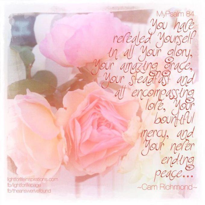 MyPsalm 84